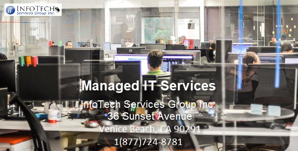 Managed IT Services from InfoTech Services Group Los Angeles CA